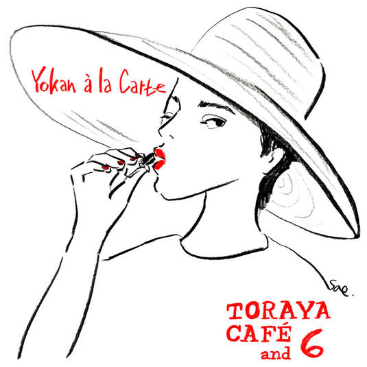 TORAYA CAFÉ・AN STAND POP-UP SOTRE directed by 6